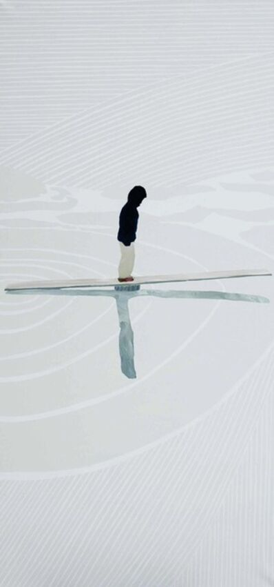 Vivian Kahra, 'Girl Balancing', 2014