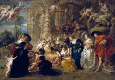 Peter Paul Rubens, 'The Garden of Love', c. 1633