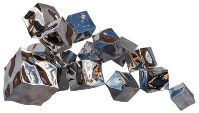 Rado Kirov, 'Tumbling cubes', 2018