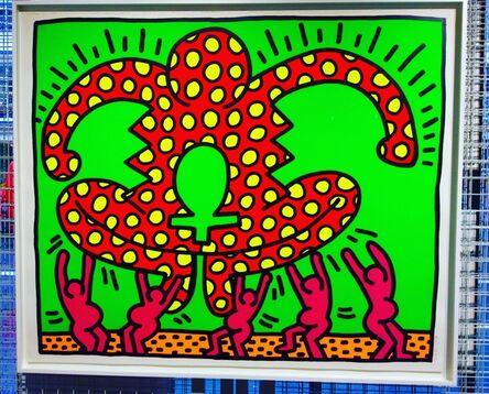 Keith Haring, 'Fertility No. 4', 1983