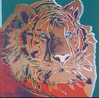 Andy Warhol, 'Siberian Tiger (F&S.II.297)', 1983