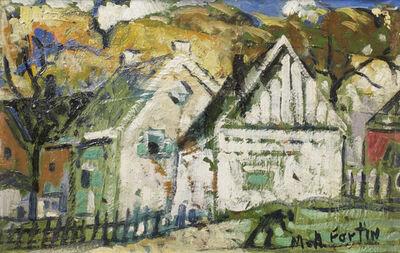 Marc-Aurèle Fortin, 'Vieilles Maisons'