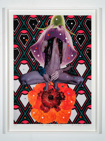 Del Kathryn Barton, 'inside another land #44', 2016