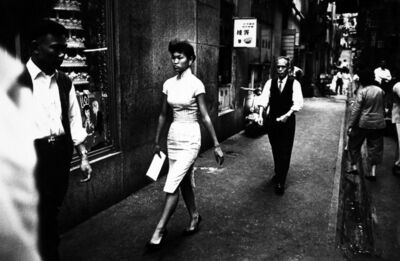 Ed van der Elsken, 'Hong Kong', 1960