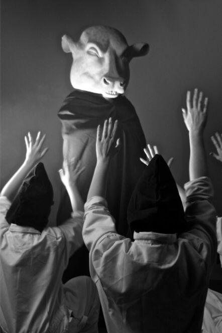 Marcel Dzama, 'Une danse des bouffons (or A jester's dance)', 2013