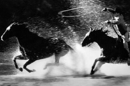 Hannes Schmid, 'Pursuing In Motion', 1998
