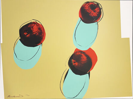 Andy Warhol, 'Apples', 1979
