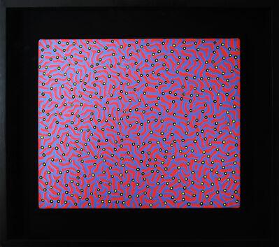 Yayoi Kusama, 'The Remains of the Maze of the Universe', 1988
