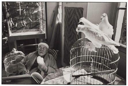 Henri Cartier-Bresson, 'Portrait of Matisse', 1944
