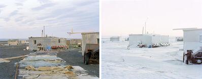 Eirik Johnson, 'Barrow Cabins 01', Summer 2010-Winter 2012