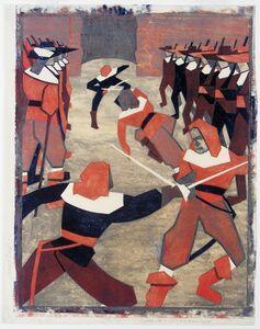 Lill Tschudi, 'Affaire d'Honneur', 1932