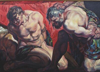 Giancarlo Impiglia, 'Prisoners', 2015