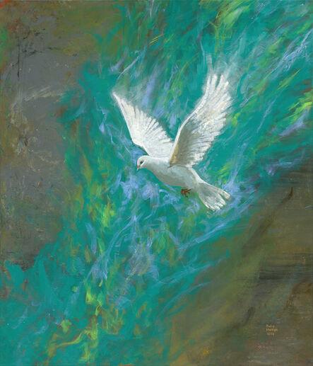 Philip Mantofa, 'The Dove - Come Holy Spirit', 2017