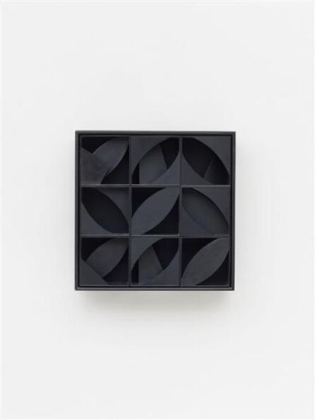 Louise Nevelson, 'Night Leaf', 1969