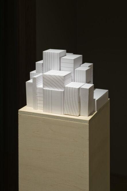 Soshi Matsunobe, 'Direction of Materials', 2010
