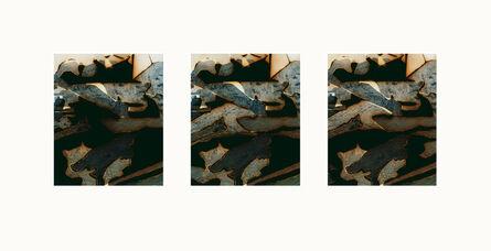 Dafna Talmor, 'Untitled (GI-1919191919191919) [Studies 1-3]', 2019
