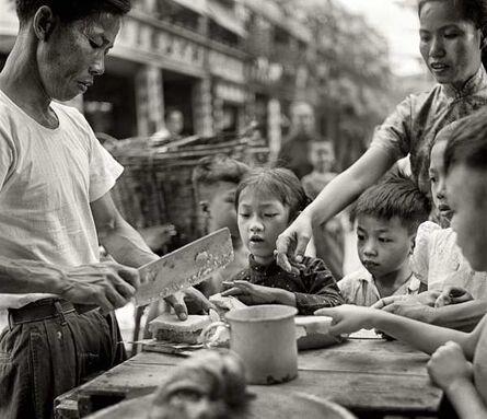 Fan Ho, ''Can't Wait 貪嘴' Hong Kong', 1950/60s