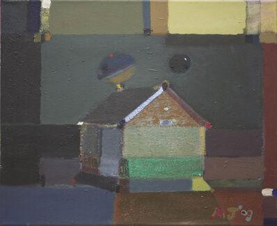 Merlin James, 'Bird House', 2008