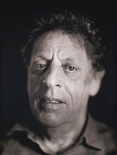 Chuck Close, 'Philip Glass, State II', 2006