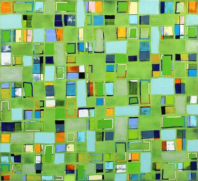 Petra Rös-Nickel, 'Pattern Green', 2020