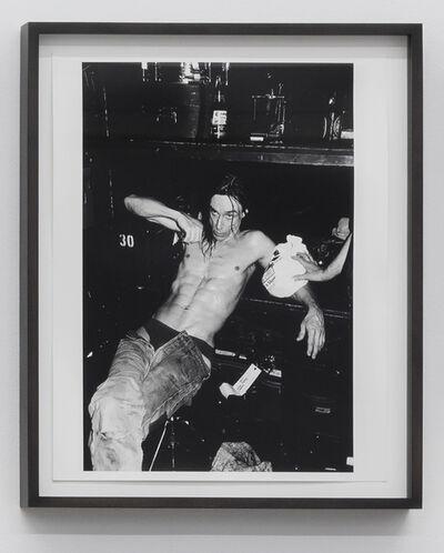 Ari Marcopoulos, 'Iggy Pop', 1995