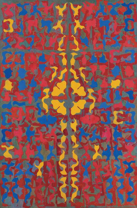 Philip Taaffe, 'Mosaic', 1991