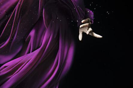 Tomohide Ikeya, 'Breath Purple #02', 2009