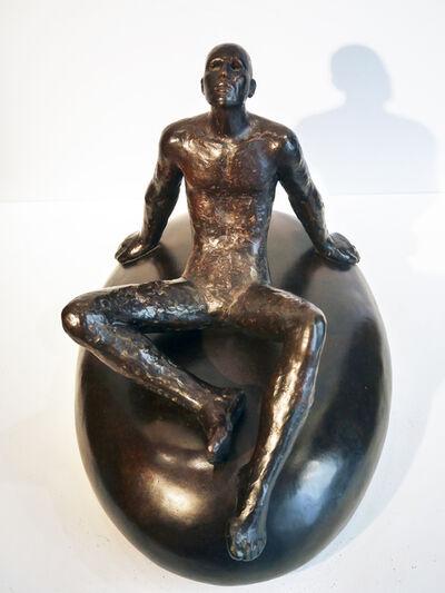 Maguy Banq, 'Sur l'Olympe', 2014