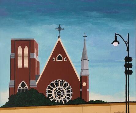 Don Hammontree, 'St Joseph's Parish, Union Square, Somerville, MA', 2019
