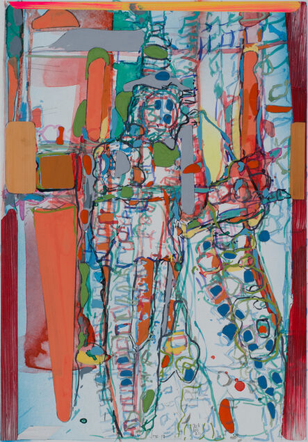 Johannes Ulrich Kubiak, 'STB#20', 2020