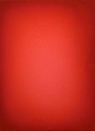 Nils Nova, 'Empty Center (red)', 2018