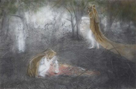 Noda Hitomi, 'Losing sight of illuminating', 2016