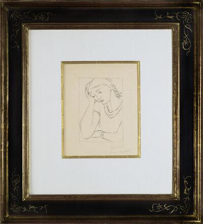 Henri Matisse, 'Lassitude', 1925