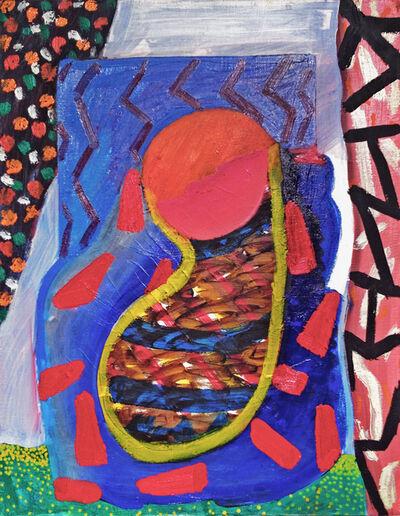 Shara Hughes, 'Peanut', 2014