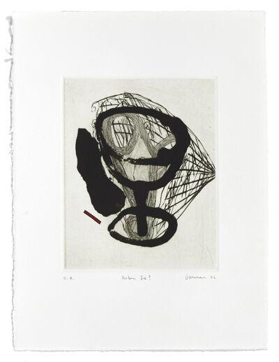 Marc Garneau, 'Haben Su?', 2002