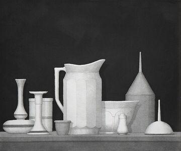 William Bailey, 'Viale', 2002