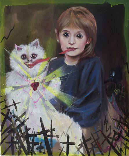 Aleksandra Urban, 'Cat', 2013