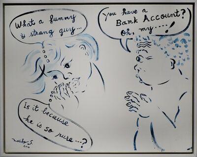 Noriko Shinohara, 'You Have a Bank Account?', 2014
