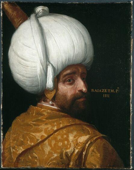 Paolo Veronese, 'Sultan Bajezid I'