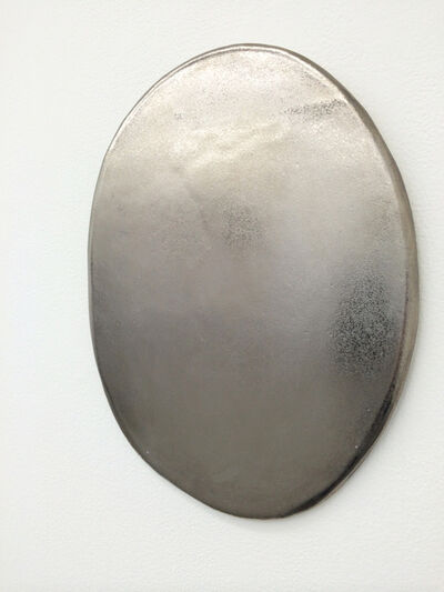 Vicky Browne, 'Tubular (platinum lustre)', 2015