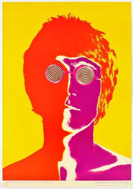 Richard Avedon, 'John Lennon', 1967