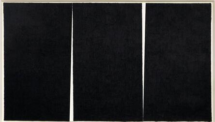 Richard Serra, 'Double Rift #4', 2011