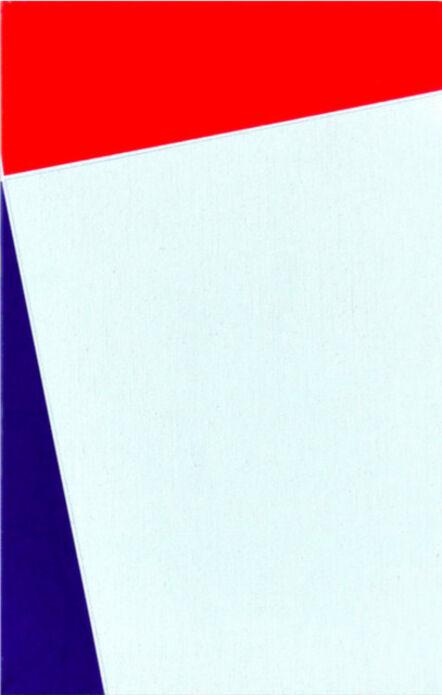Waldo Balart, 'Módulo 2x2, 1.7. 80°', 1995