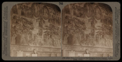 Bert Underwood, 'Last Judgement by Orcagna in the Campo Santo', 1900