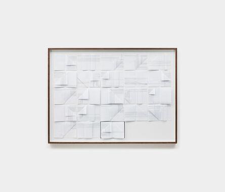 Carla Chaim, 'Cadernos de fluxo I', 2016