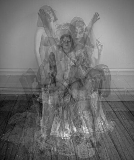 Dragana Jurisic, 'Mnemosyne's Daughters, Clio', 2015