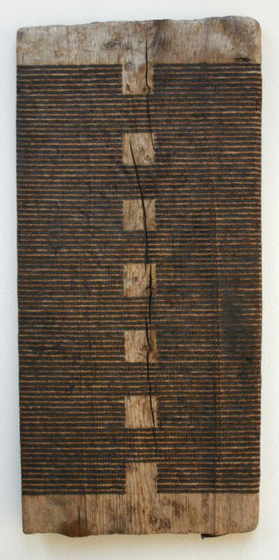 Roger Ackling, 'Weybourne', 1991
