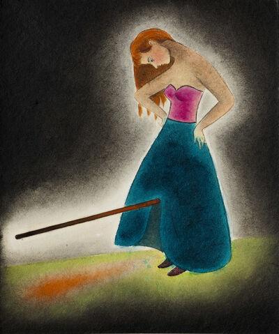 Corinne von Lebusa, 'Die Richtung', 2014