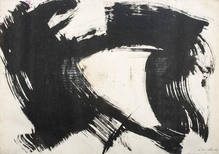 Gérard Schneider, 'Untitled', 1963