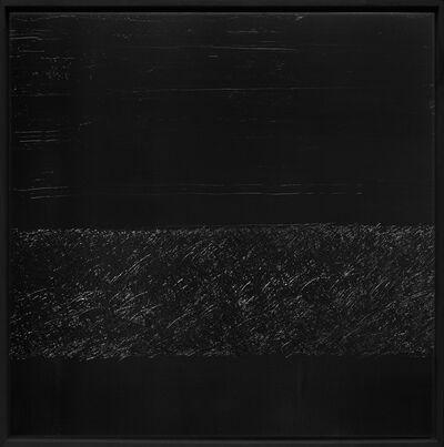 Zhou Jie 周杰, '-∞·深黑 Deep Black', 2015